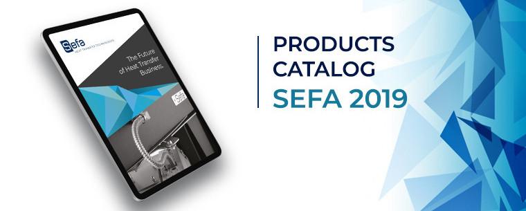 SEFA ONLINE 2019 CATALOG